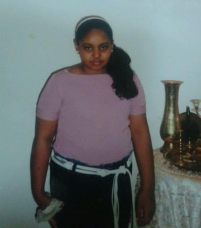 My early teens...