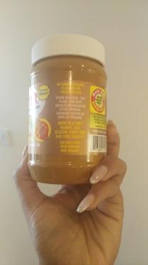 Nut-free Peanut Butter