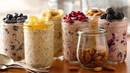 My 1st ever Overnight Oats