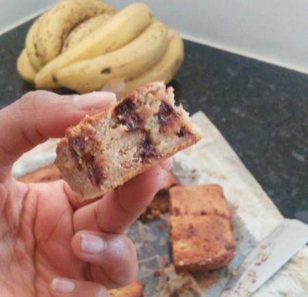 5 Ingredients Vegan GF Banana Cake