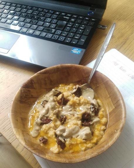 Chickpeas Porridge