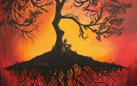 c9d59469d3b734db7cb28cce12a32511-tree-of-life-painting-tree-of-life-drawing