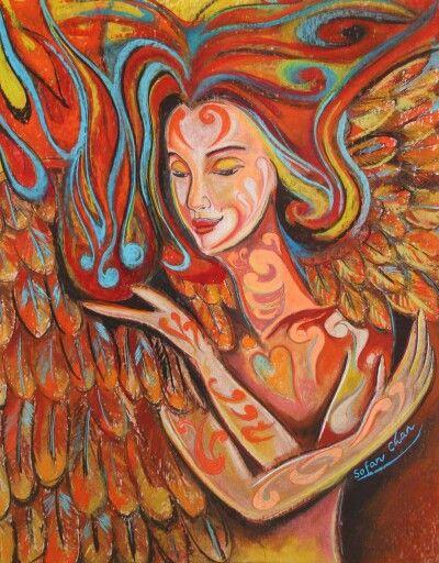 67666652c33fea61e9bb76443ffef37e--love-yourself-paintings