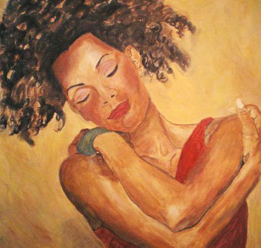 Woman-Self-Love